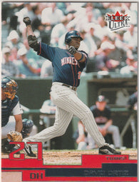 David Ortiz 2003 Fleer Ultra #140