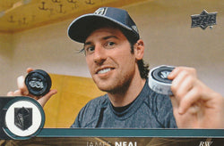 James Neal 2017-18 Upper Deck Series 2 Hockey #434