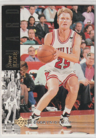 Steve Kerr 1993-94 Upper Deck Special Edition Electric Court #108