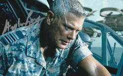 Stephen Lang Autograph Avatar Movie 4x6 Photo