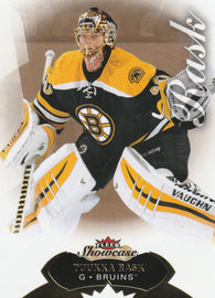 Tuukka Rask 2014-15 Fleer Showcase #15