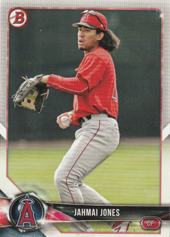 Jahmai Jones 2018 Bowman - Prospects #BP144