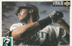 Ken Griffey Jr. 1994 Upper Deck Collector's Choice #117