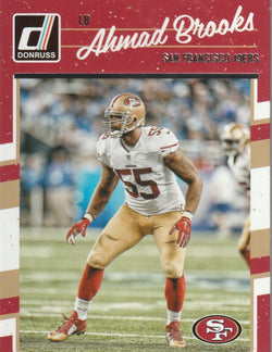 Ahmad Brooks 2016 Donruss #260