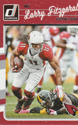 Larry Fitzgerald 2016 Donruss #2