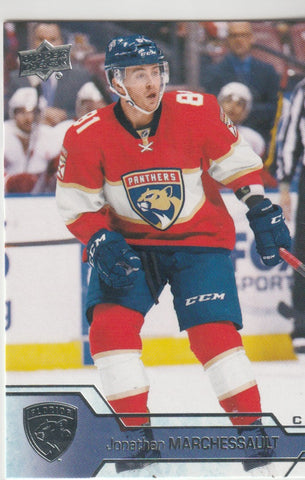 Jonathan Marchessault 2016-17 Upper Deck Hockey #331