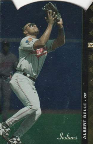 Albert Belle 1994 Upper Deck SP Die-Cut #97