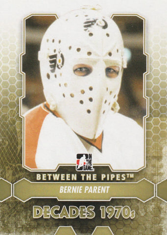 Bernie Parent 2012-13 In the Game Between the Pipes #144