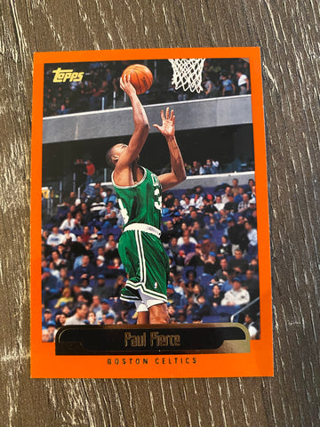 Paul Pierce 1999-00 Topps #82 2nd Year