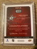 Jamie Oleksiak 2013-14 The Cup Hockey ULT-76 Black Printing Plate 1/1