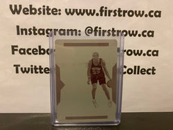 Grant Hill 2018-2019 Panini National Treasures Magenta Printing Plate 1/1
