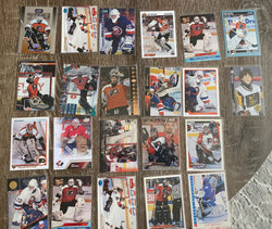 Ron Hextall 22 Hockey Card Lot