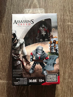 Assassin's Creed Mega Bloks Collector Construction Set
