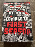 XPW TV The First Complete Season 3 DVD Set