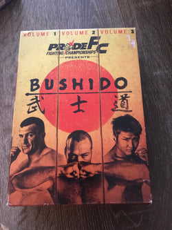 Pride FC Presents: BUSHIDO 3 Disc Set