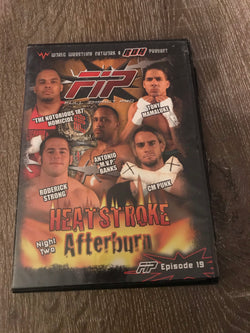 FIP Full Impact Pro Heatstroke Afterburn Night Two DVD