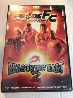 Pride FC: Beasts From The East 2 DVD