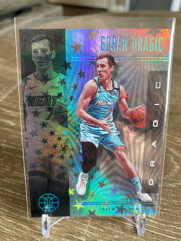 Goran Dragic 2019-20 Panini Illusions Basketball Miami Heat Starlight SP #70