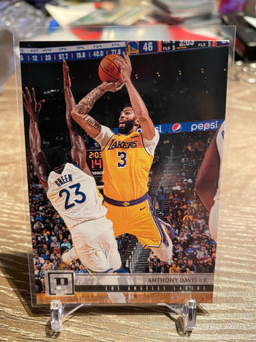 Anthony Davis 2019-20 Panini Chronicles #103 Los Angeles Lakers