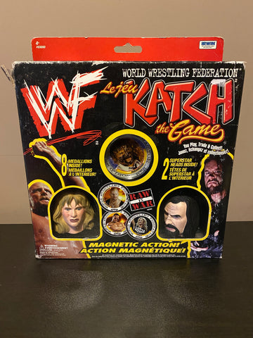 WWF Katch The Game SABLE UNDERTAKER * NEW IN BOX * VINTAGE 90s