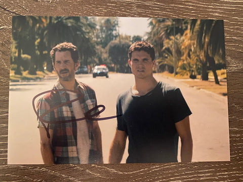 Robbie Amell Autograph 4x6 Photo