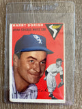 Harry Dorish 1954 Topps Baseball #110 Low Grade