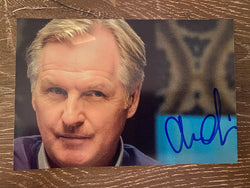 Andrew Airlie Autograph 4x6 Photo