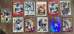 Jevon Kearse 11 Football Card Lot