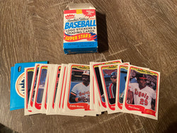 1985 FLEER LIMITED EDITION BASEBALL SUPERSTARS SET