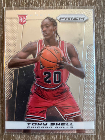 Tony Snell 2013-14 Panini Prizm Basketball #292 RC Chicago Bulls