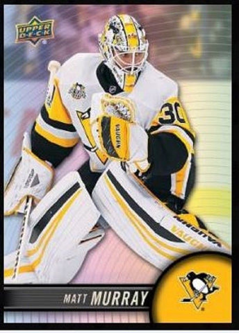 Matt Murray 2017-18 Upper Deck Tim Hortons #48
