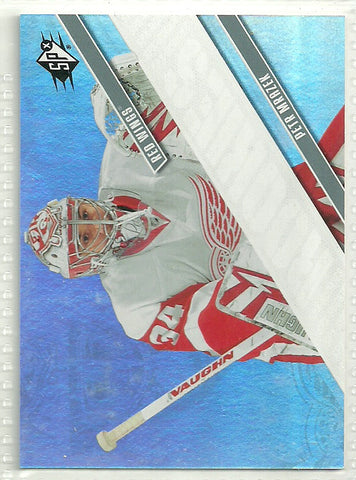 Petr Mrazek 2013-14 SPx #160 Rookie Card - First Row Collectibles