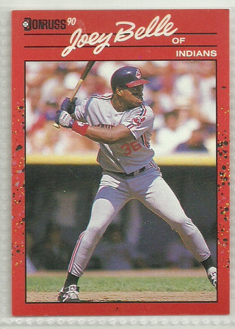 Albert Belle 1990 Donruss #390