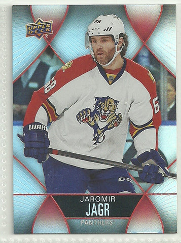 Jaromir Jagr 2016-17 Upper Deck Tim Hortons Collector's Series #68