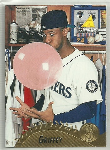 Ken Griffey Jr. 1995 Pinnacle #128