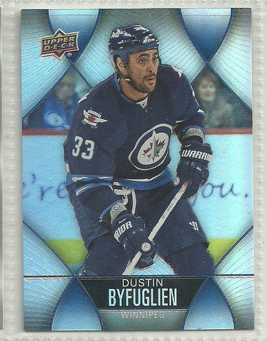 Dustin Byfuglien 2016-17 Upper Deck Tim Hortons Collector's Series #34
