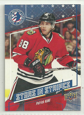 Patrick Kane 2017 Upper Deck National Hockey Card Day - American #USA 10