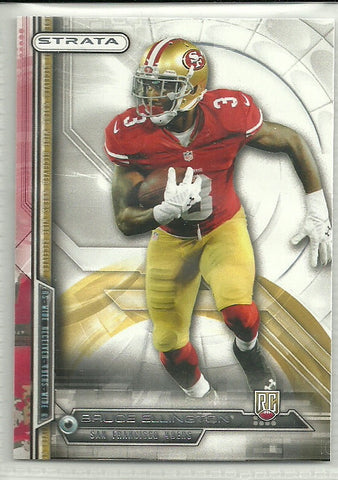 Bruce Ellington 2014 Topps Strata #121 - First Row Collectibles