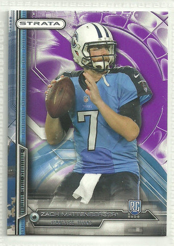 Zach Mettenberger 2014 Topps Strata #119 - First Row Collectibles