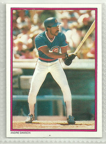 Andre Dawson 1988 Topps - Mail-In Glossy All-Star Collector's Edition #1