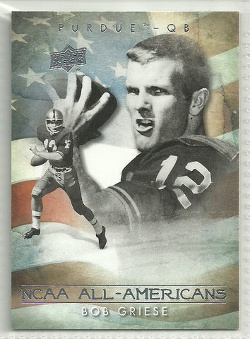 Bob Griese 2011 Upper Deck College Legends All-Americans #AABG