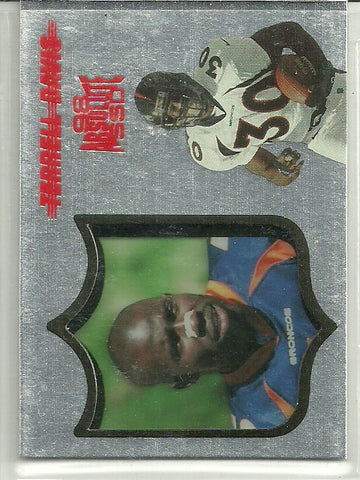 Terrell Davis 1998 Playoff Absolute SSD - [Base] #4