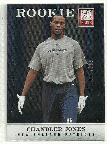 Chandler Jones 2012 Elite #147 /999