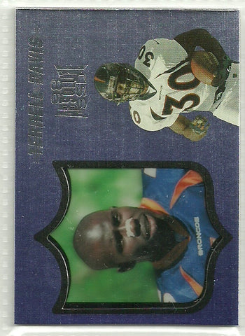 Terrell Davis 1998 Playoff Absolute SSD #4