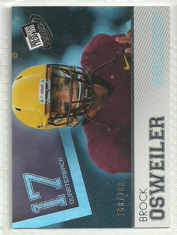 Brock Osweiler 2012 Press Pass Reflectors #36 /299