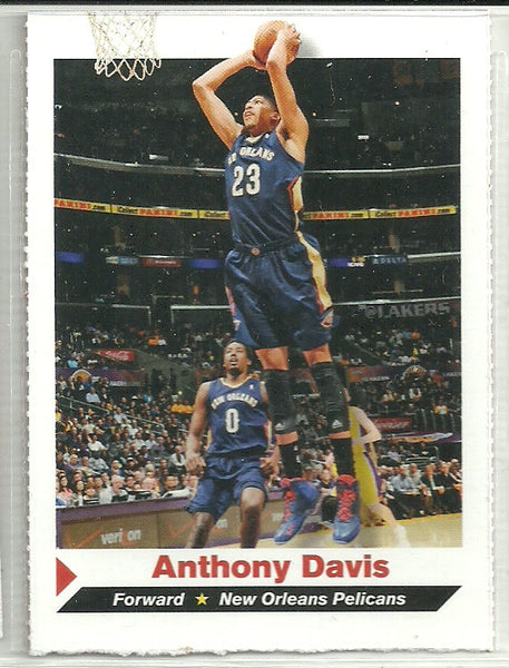 Anthony Davis 2011-Now Sports Illustrated for Kids #289
