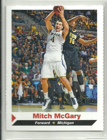 Mitch McGary 2011-Now Sports Illustrated for Kids #295