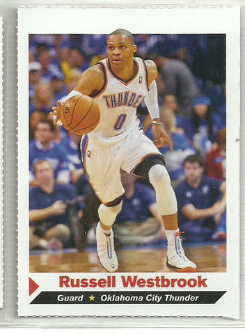 Russell Westbrook 2011-Now Sports Illustrated for Kids #267