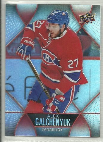 Alex Galchenyuk 2016-17 Upper Deck Tim Hortons Collector's Series #27