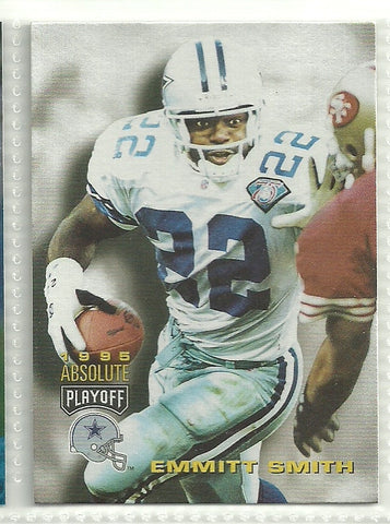 Emmitt Smith 1995 Absolute #22